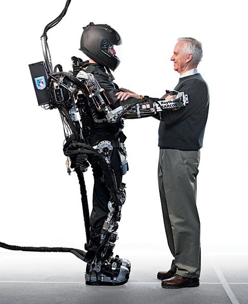 Железный человек одобряет: самые крутые экзоскелеты современности - 1
