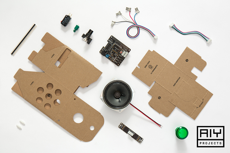 Creating artificial intelligence by yourself: Google presents an AIY Voice Kit (1)