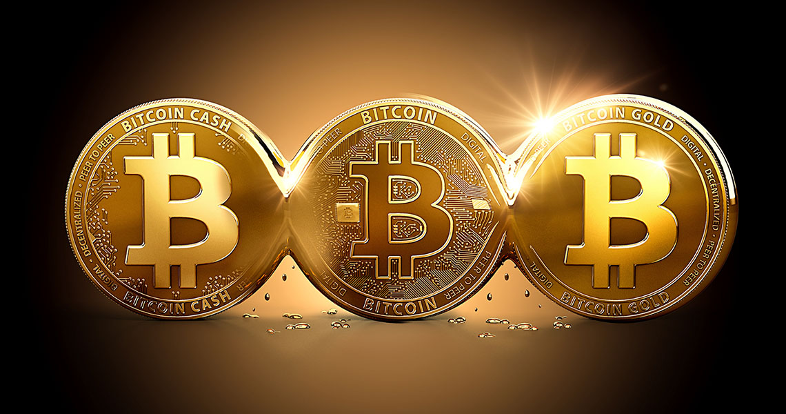 Bitcoin, Bitcoin Cash and Bitcoin Gold: features and benefits - 3