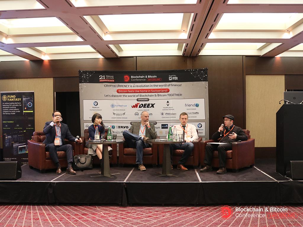 Blockchain & Bitcoin Conference Switzerland Post release 2018 - 4