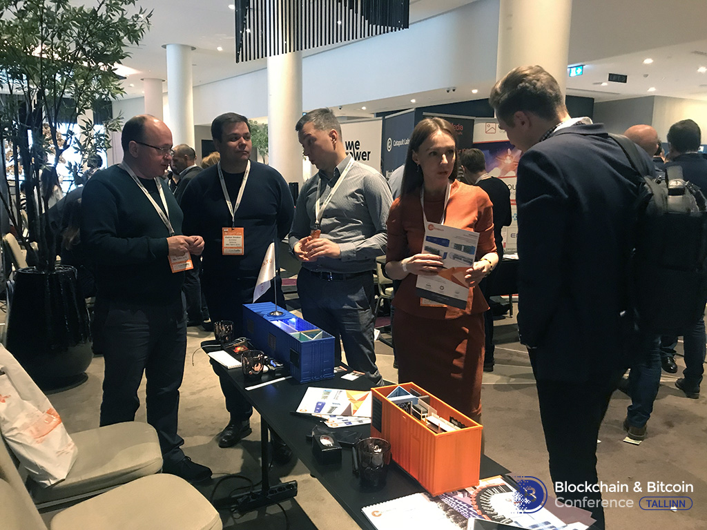 Blockchain & Bitcoin Conference Tallinn: подробности и основные результаты - 3