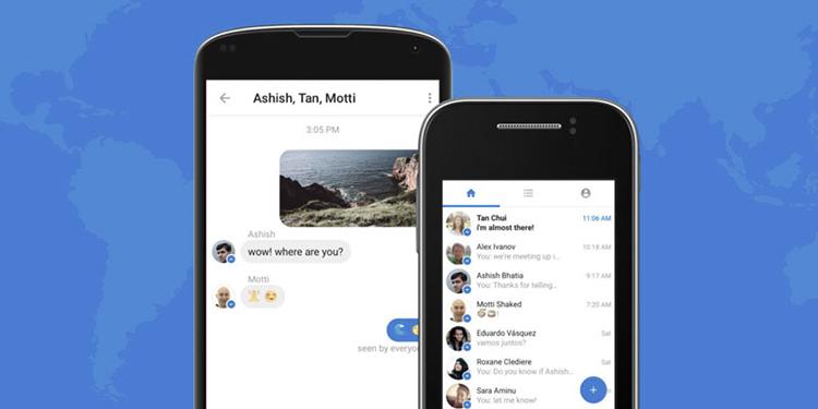 Facebook собирается внедрить групповых чат-ботов