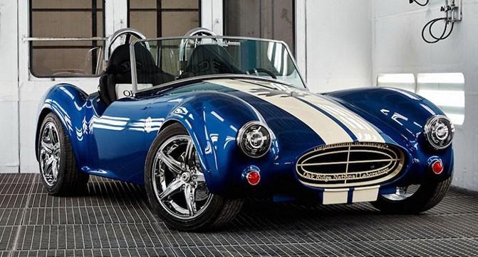 создали целый автомобиль при помощи 3D-печати – 3D копию AC Cobra