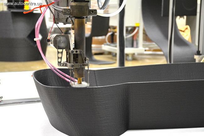 на 3D-принтере можно было создавать лишь небольшие фигурки или детали