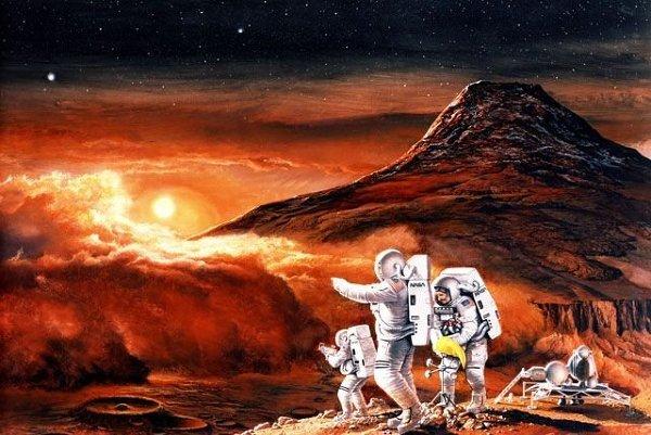 Полет на Марс приведет к слабоумию