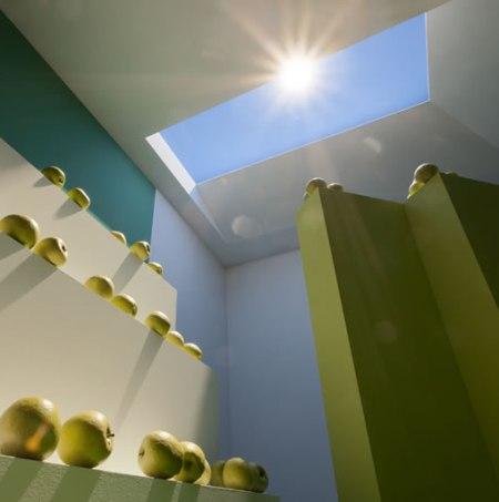 панели имитирующие солнечное освещение