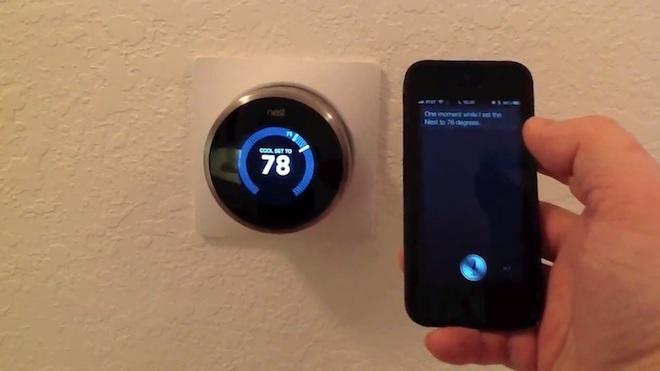 Будущее с Siri