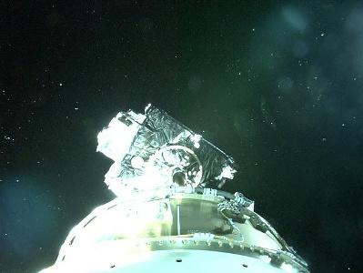 Американский метеоспутник нового поколения выведен на орбиту