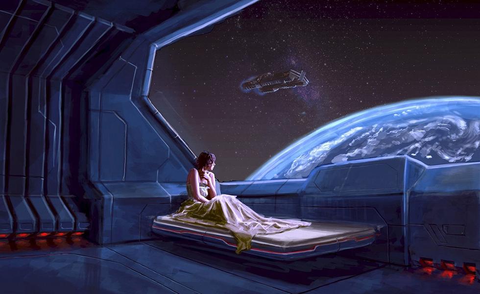 """Картинки по запросу """"Space tourism"""""""