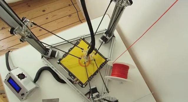 First Belgian-made 3D printer TripodMaker wins big at Bizidee | 3D