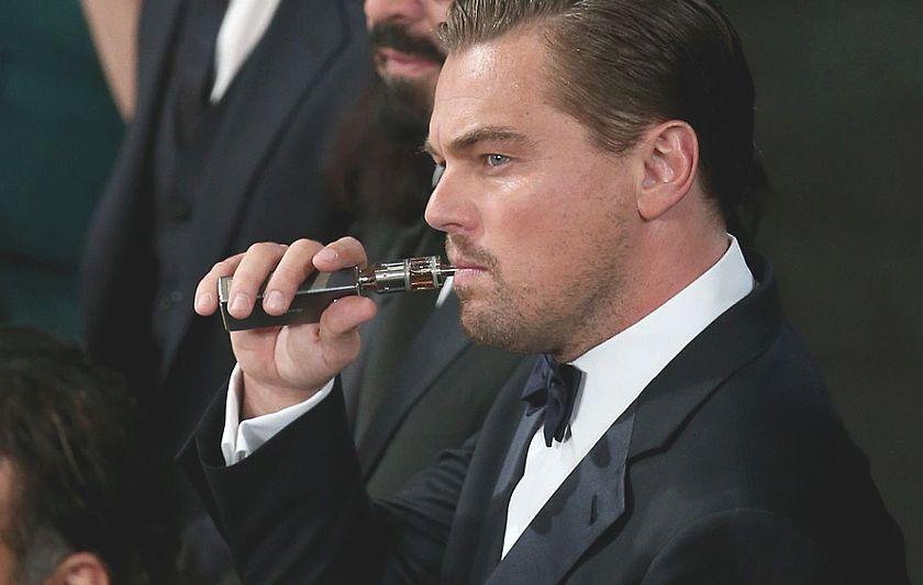 Леонардо Ди Каприо - вейпер
