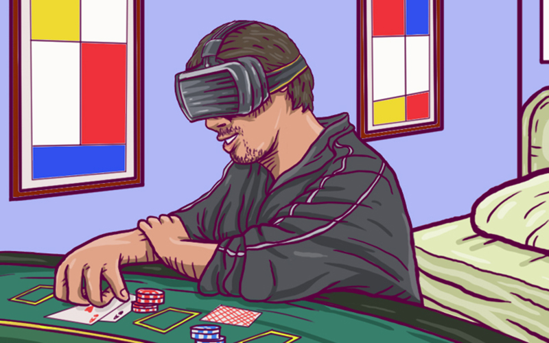 VR gambling to face five years of explosive growth