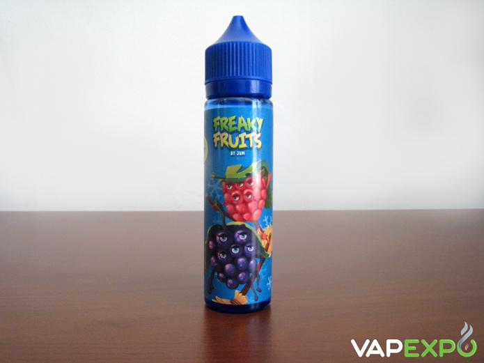 vape, вейп, жижа, жидкости, Freaky Fruits