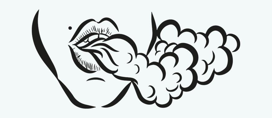 Nicotine vaping