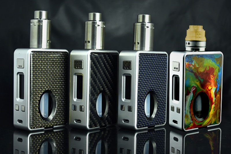 How to select a squonk mod