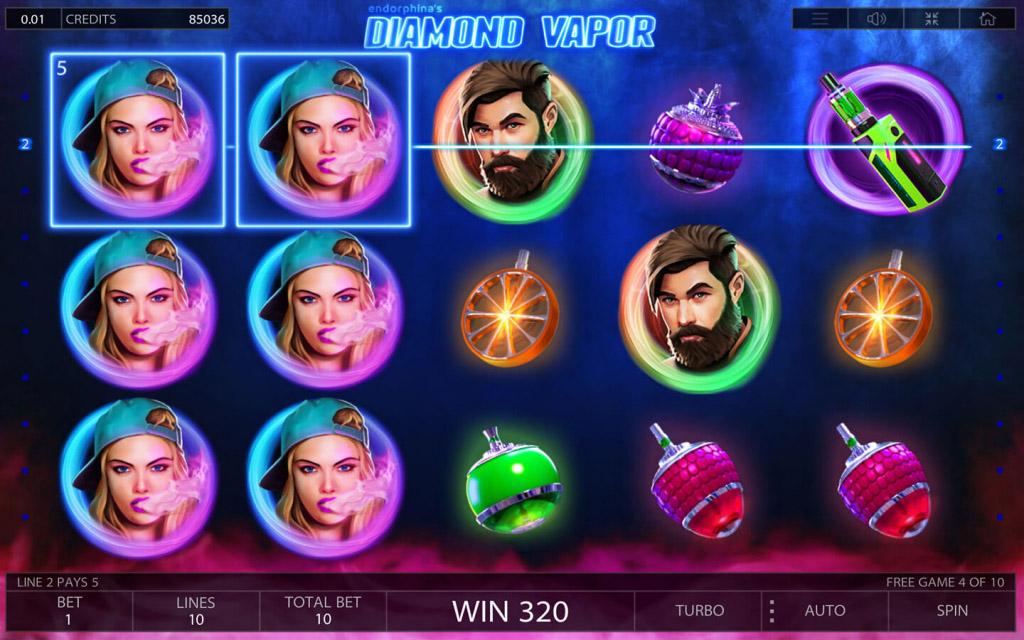 DIAMOND VAPOR – это увлекательная игра с математическим уклоном