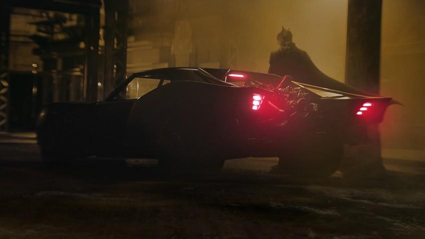 Design of new Batmobile