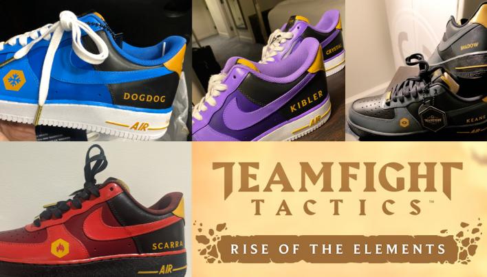 Teamfight Tactics Nike Air