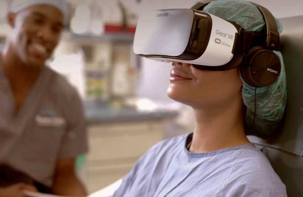Лечение хронических болей VR