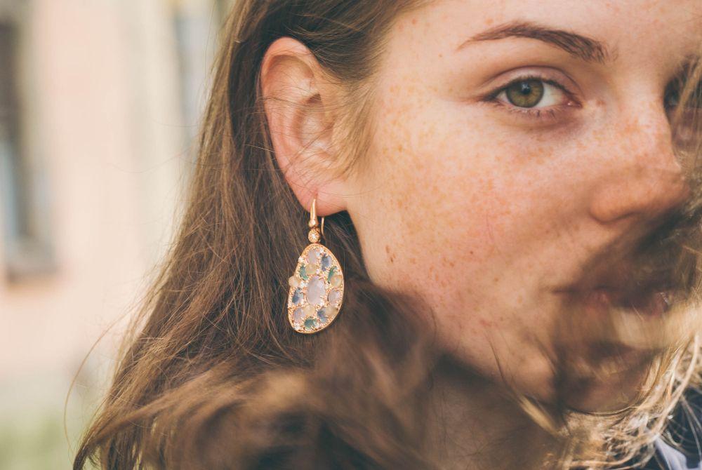 Meet contraceptive earrings
