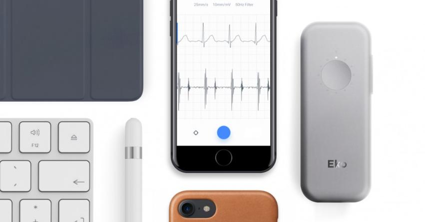 Stethoscope Eko for ECG