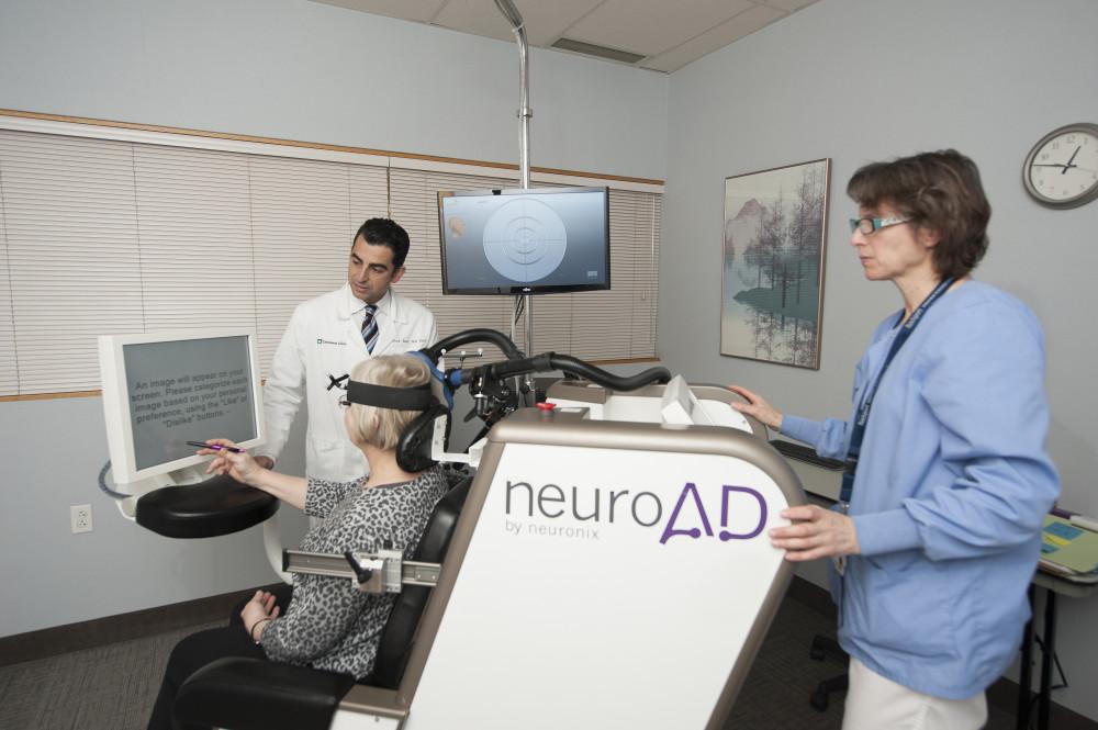 В Израиле создали устройство для лечения болезни Альцгеймера