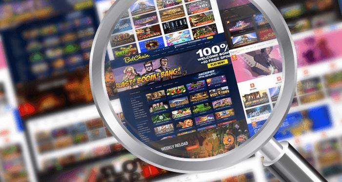Online Casino Website and Software
