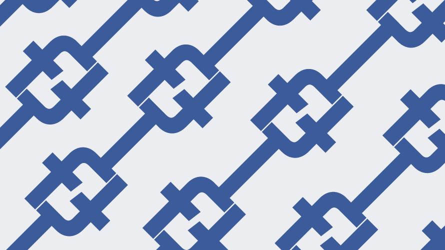 Blockchain Facebook