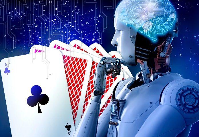 Neural networks in gambling