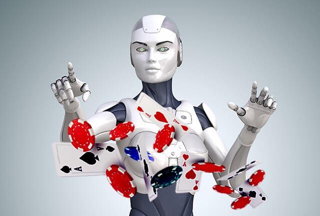 искусственный интеллект в гемблинге