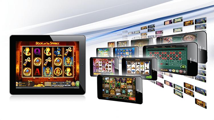 HTML5-игры в наземных и онлайн-казино