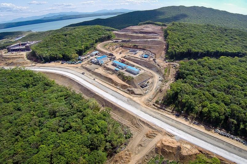 Строительство «Шамбалы»