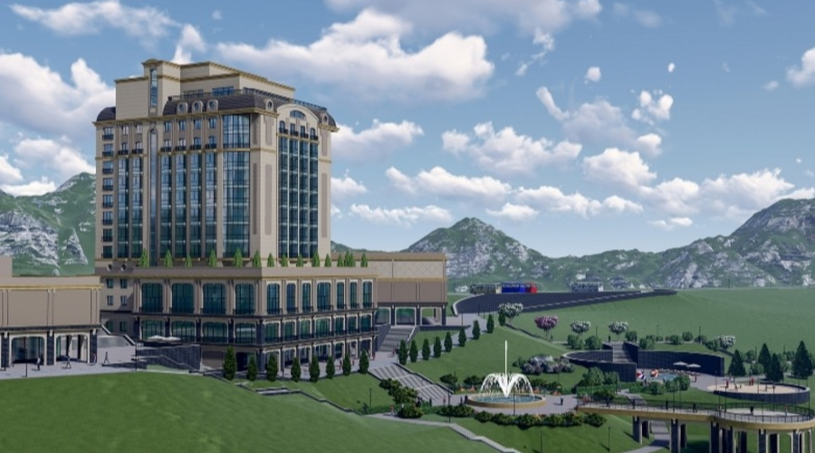 new casino complex in the Altai gambling zone