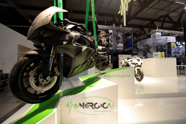 The Energica Ego is Released: 100% Electric Motorcycle Prototyped with 3D Printing 3