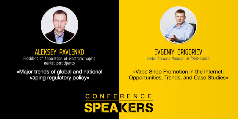 VAPEXPO KIEV Speakers to Discuss the Prospects of Ukrainian Vaping Market - 2