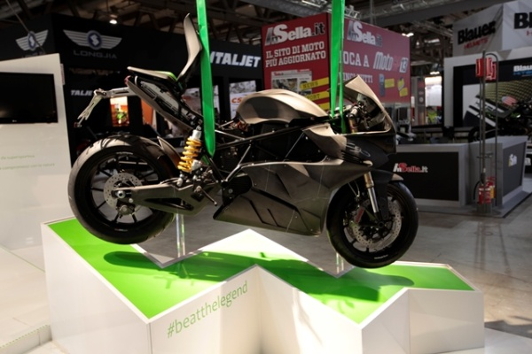 The Energica Ego is Released: 100% Electric Motorcycle Prototyped with 3D Printing 2