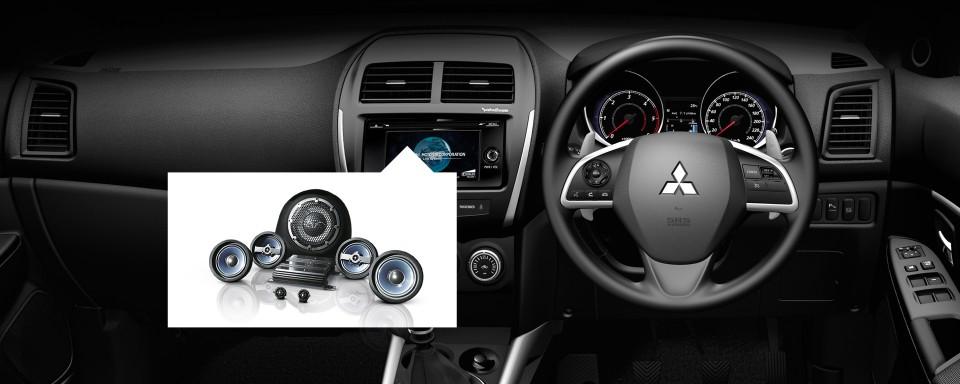 Mitsubishi уменьшит шум в машине