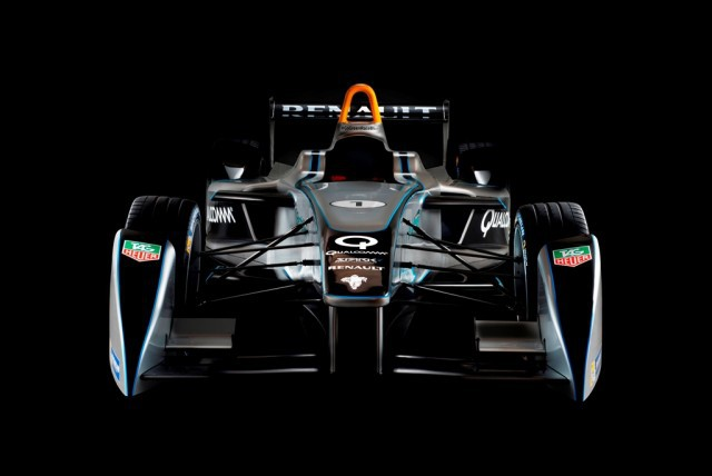Электромобиль Spark-Renault SRT_01E