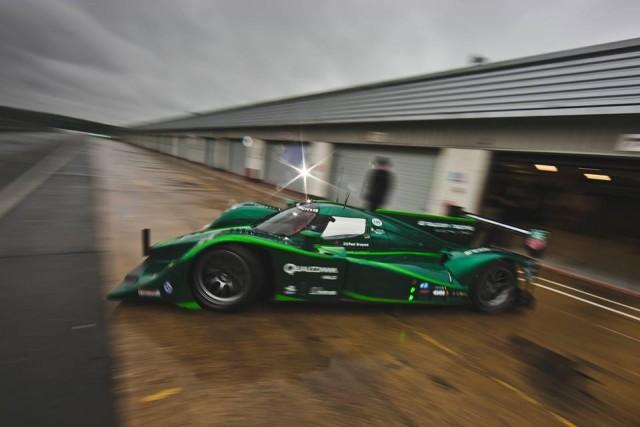 Электромобиль Drayson Racing B12/69