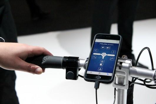 Экспериментальные электронные велосипеды компании Ford - 1