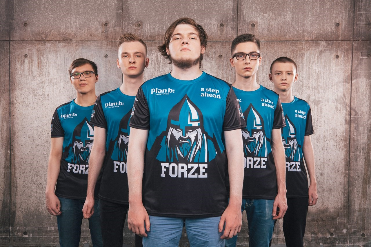 forZe, E-sports athletes, eSport Russia