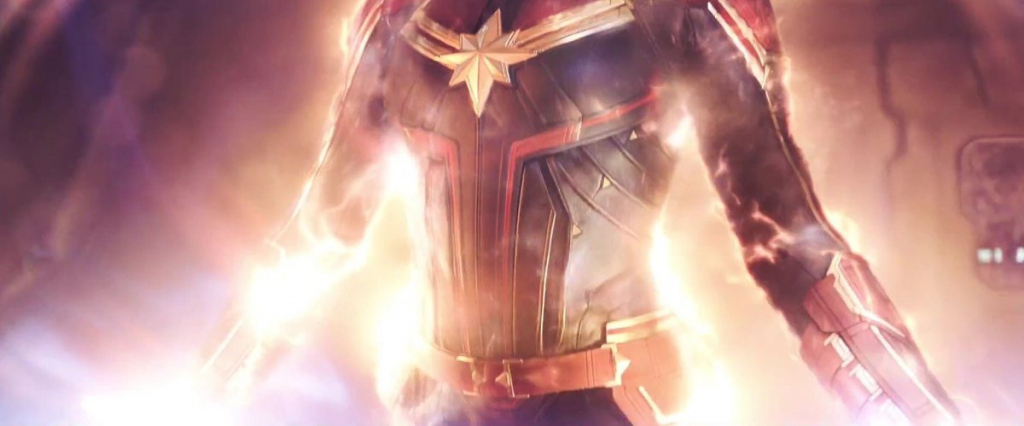 First trailer for Captain Marvel: flashbacks to the past and allusions to comics