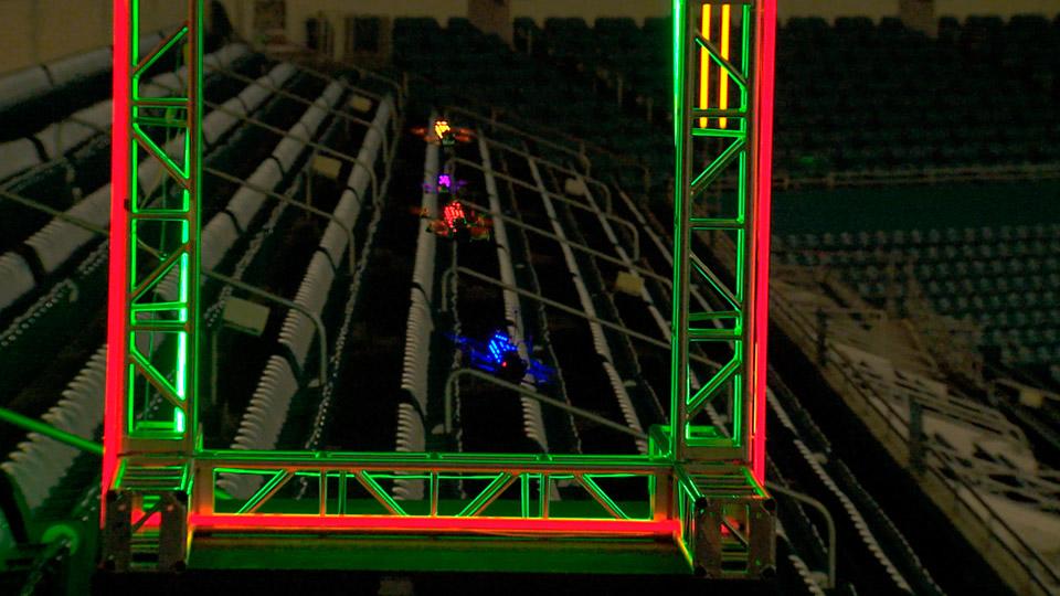 Особенности гоночных дронов. Drone Expo Show -1