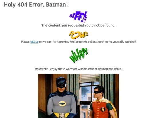 Digital monkey. «Не найдено»: как с помощью ошибки 404 удерживать клиентов на сайте - 8