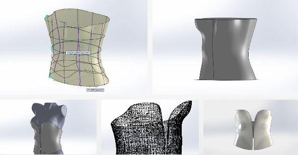 3D printed lingerie 2