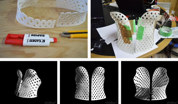 3D printed lingerie 3