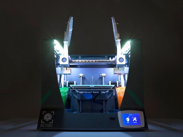 ТОП-3 3D-принтеров весны 2017 года. BCN3D Sigma