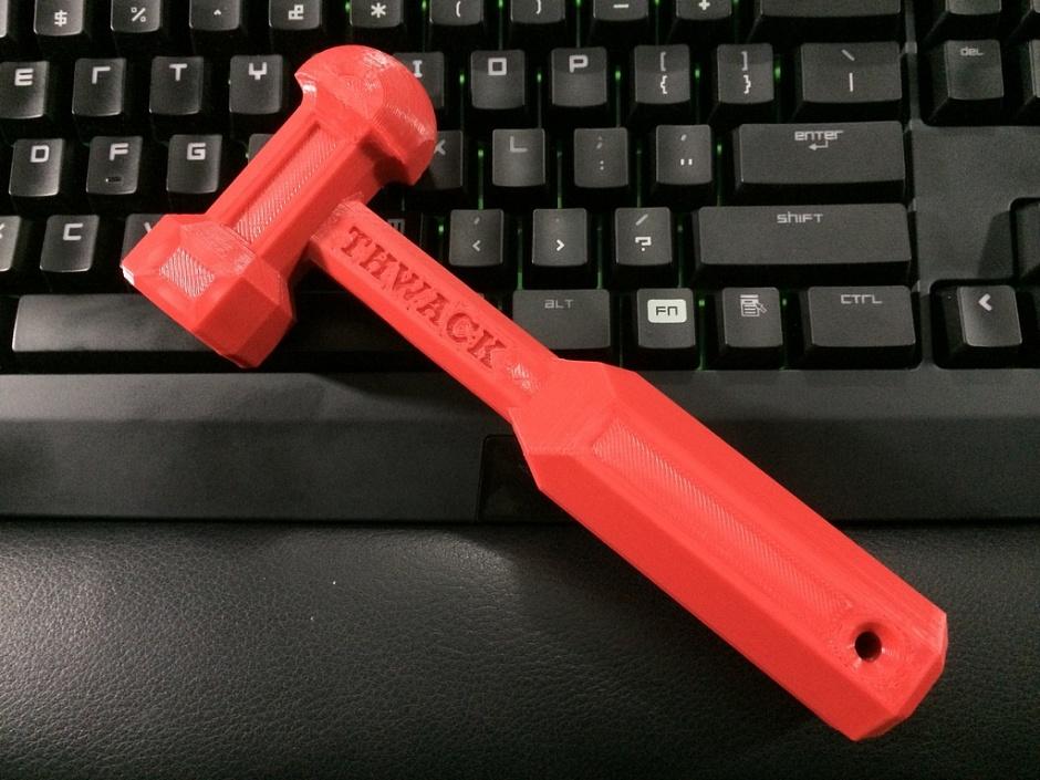 Десять вещей, которые вы обязательно напечатаете на своем 3D-принтере - 1