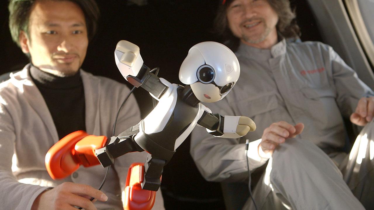 Чат с роботом на русском 1 фотография
