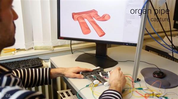 Disney создает чувствительные игрушки с применением 3D-печати - 3